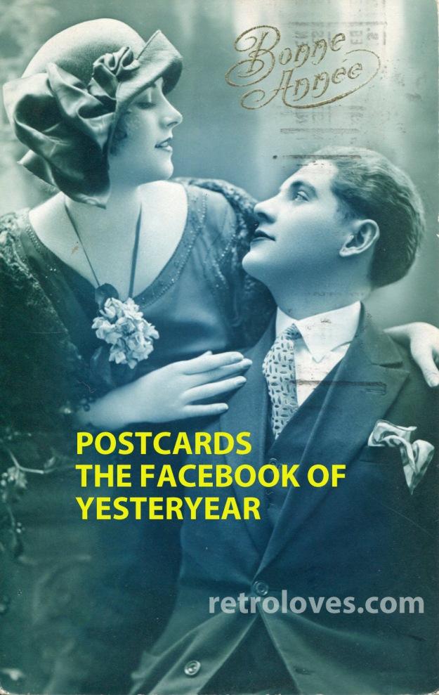 postcard facebook