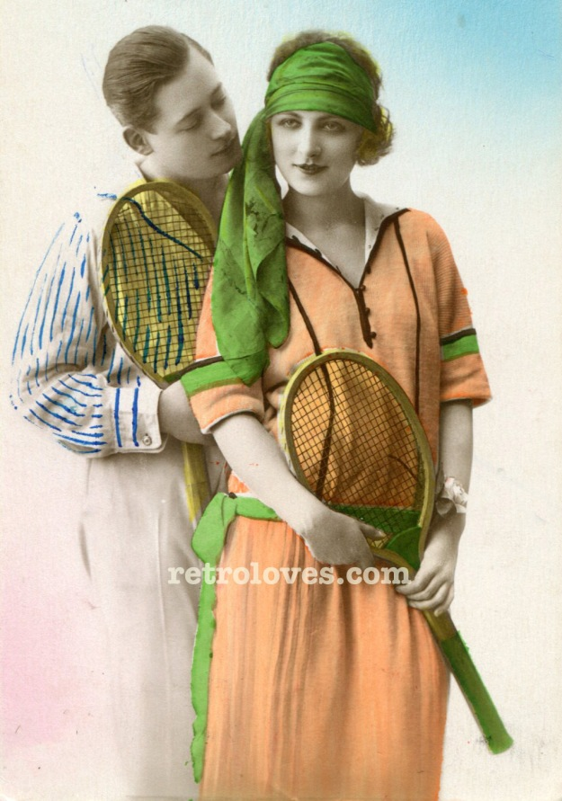 1920s tennis