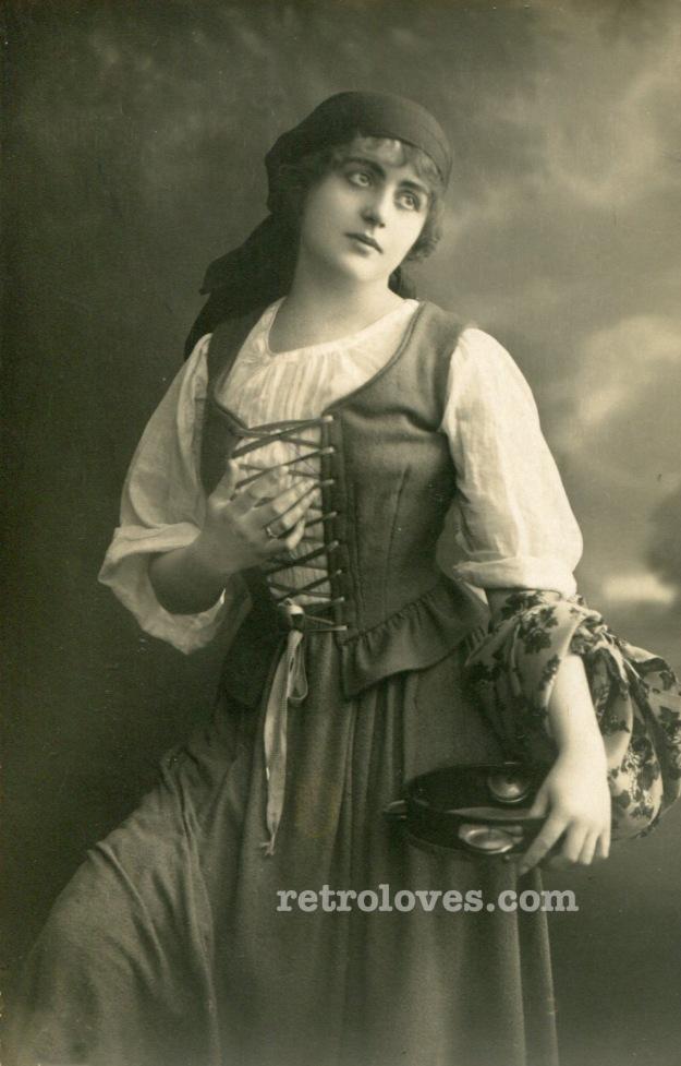 gypsy corset