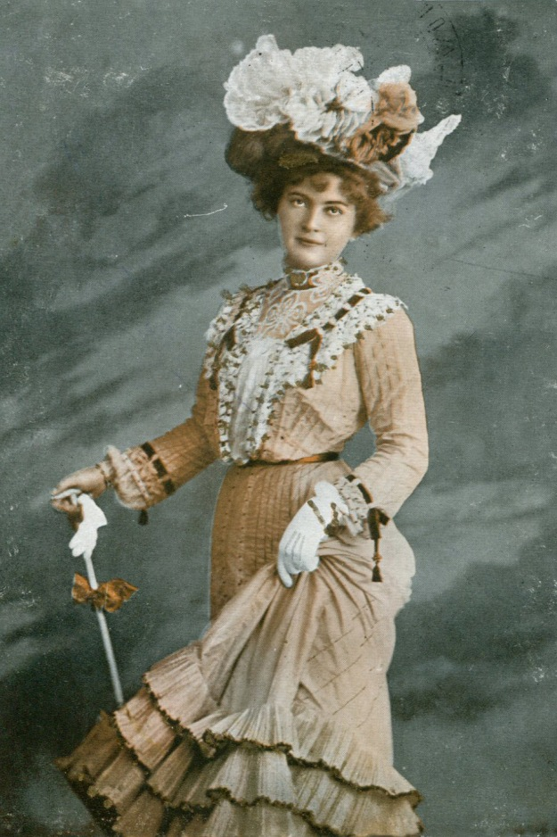 victoriana_edwardian fashion