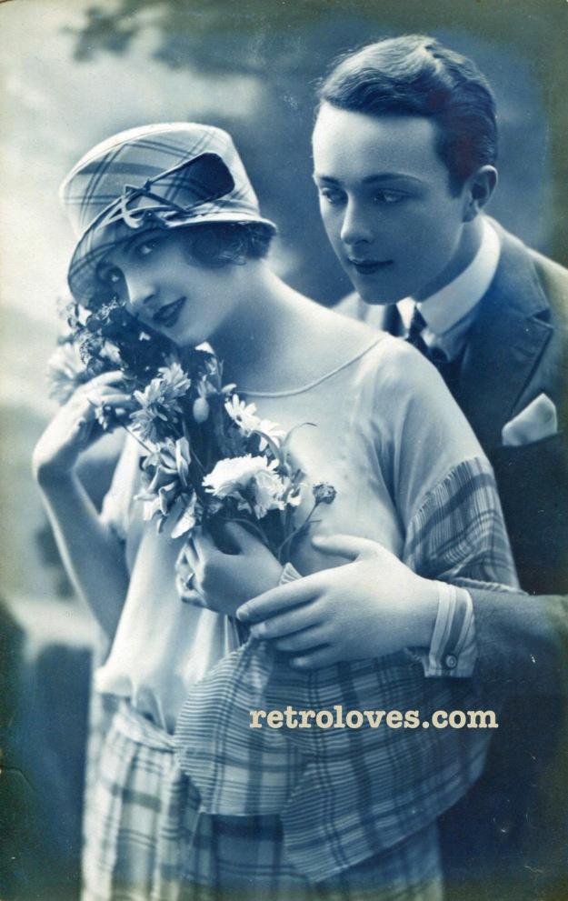 1920s couple