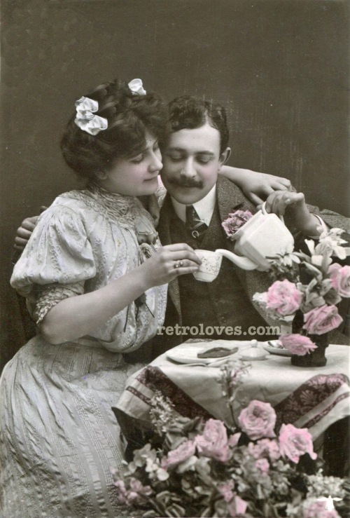 edwardian tea party