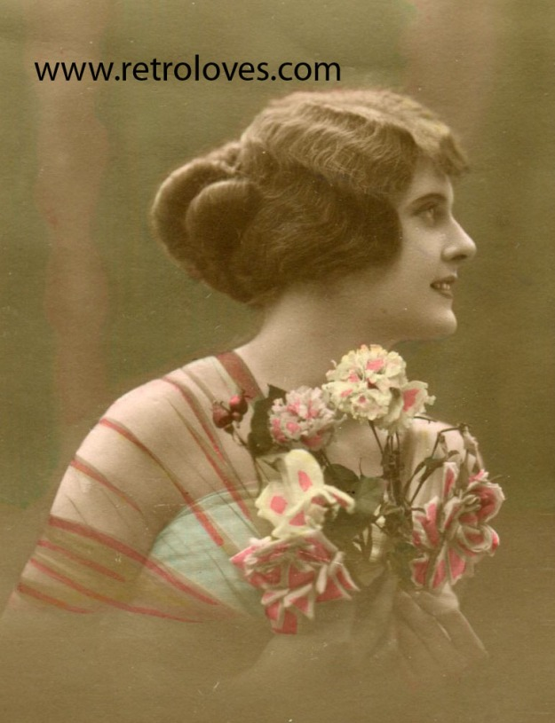 edwardian era beauty